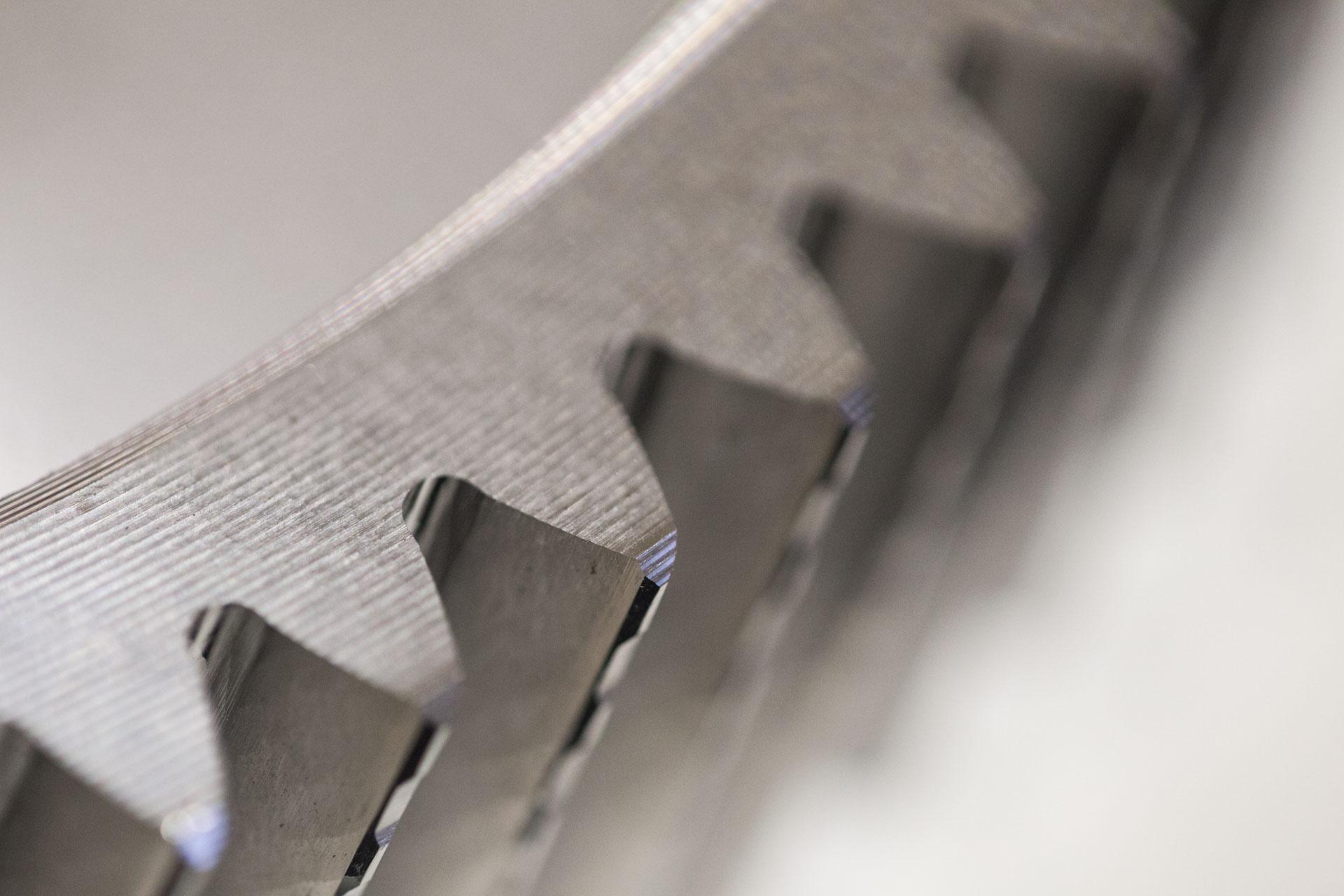 Tecnomacchine | Gear Deburring Machine