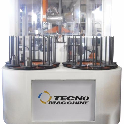 Tecnomacchine   Gear Deburring Machine